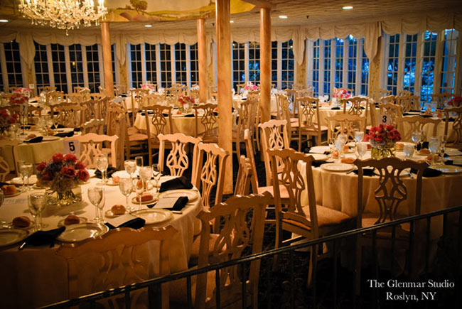 Stone house manor wedding